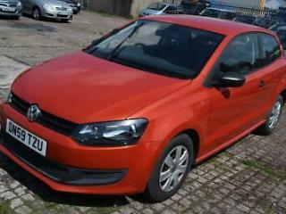 2009 Volkswagen Polo 1.2 S 3dr a/c