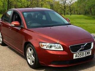 2009 Volvo S40 1.6D DRIVe SE M Start/Stop, Heated Front Seats Manual Saloon