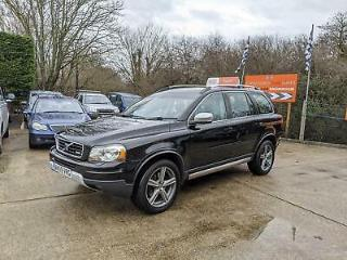 2009 Volvo XC90 2.4 D5 R Design SE Premium Pack Geartronic AWD 5dr