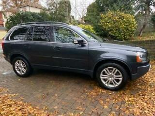 2009 Volvo XC90 2.4 D5 SE Geartronic AWD 5dr