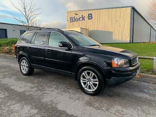 2009 Volvo XC90 2.4TD D5 182bhp AWD Geartronic SE. SUPERB THROUGHOUT
