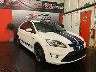 2010/60 FORD FOCUS ST 3 + FULL LEATHER + ONLY 45K MILES + ONE OF THE LAST MADE