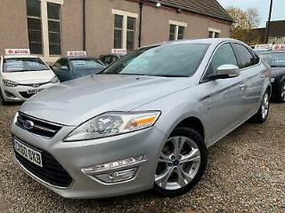 ✿2010/60 Ford Mondeo 2.0 TDCI 140 Titanium X, Silver ✿TWO OWNERS ✿GREAT SPEC✿