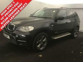 2010 10 BMW X5 3.0 30D 245 BHP SE XDRIVE 4WD AUTO. NAV. PAN ROOF. HIGH SPEC !