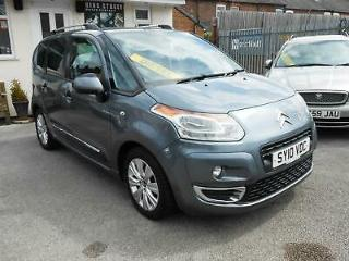 2010 10 Citroen C3 Picasso 1.6 HDi 16v Exclusive 5dr,DIESEL,FULL SERVICE HISTORY
