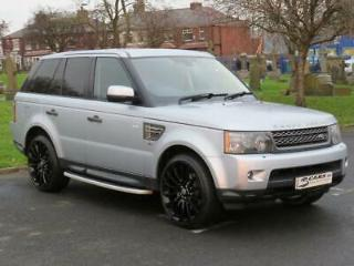 2010 10 LAND ROVER RANGE ROVER SPORT 3.6 TDV8 SPORT HSE 5DR AUTOMATIC