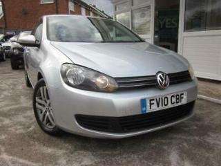 2010 10 Volkswagen Golf 2.0TDI 140 WOW! LOVELY CONDITION!