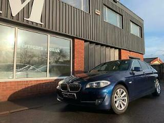 2010 60 BMW 525D 3.0 SE AUTOMATIC SALOON SERVICE HISTORY 2 OWNERS
