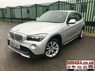 2010 60 BMW X1 2.0 XDRIVE23D SE 5D AUTO 201 BHP LEATHER MOT 09/20 DIESEL