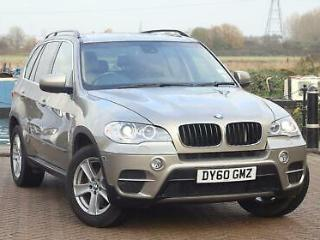 2010 60 BMW X5 3.0TD auto xDrive30d SE NEW MODEL + £7915 OF FACTORY OPTIONS