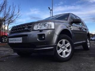 2010 60 LAND ROVER FREELANDER 2 2.2 TD4 GS 5D 150 BHP DIESEL+GREY+HPI CLEAR+NICE