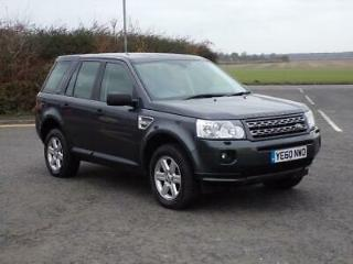 2010 60 Land Rover Freelander 2 2.2Td4 4X4 GS 5DR, 2 Owners, Service history