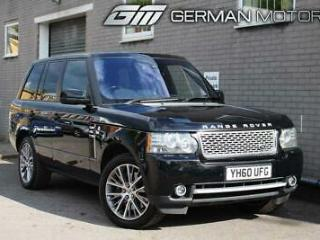 2010 60 LAND ROVER RANGE ROVER 4.4 TDV8 AUTOBIOGRAPHY *FINANCE AVAILABLE