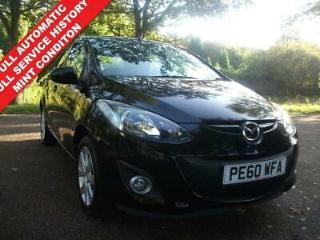 2010 60 MAZDA 2 1.5 TS2 ACTIVEMATIC 5D AUTO 101 BHP FULLY AUTOMATIC LOW MILEAGE