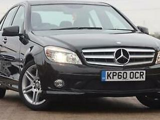 2010 60 Mercedes Benz C250 1.8 Blue F auto Sport WITH ONLY 22,000 MILES