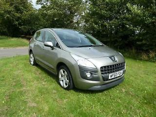 2010 '60' Peugeot 3008 Sport Crossover 2.0HDi 150bhp 6 Speed