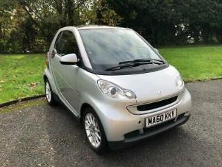 2010 60 SMART FORTWO 0.8 PASSION CDI 2D AUTO 54 BHP DIESEL