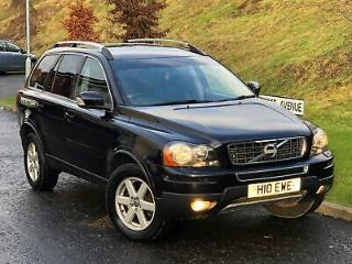 2010 60 VOLVO XC90 ACTIVE 2.4 D5 AWD AUTOMATIC 182BHP DIESEL 7 SEATER BARGAIN PX