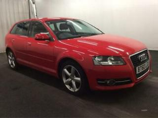 2010 Audi A3 1.6 Technik SE 5dr HATCHBACK Petrol Manual