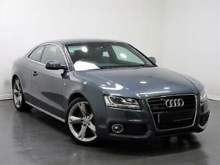 2010 Audi A5 3.0TDI quattro S Line SpecialEdition PX SWAP FINANCE FROM £40pw