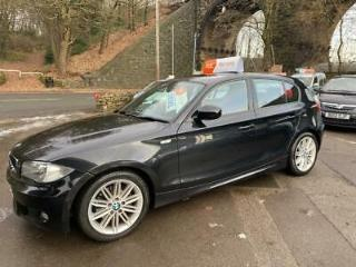 2010 BMW 1 Series 120d M Sport 5dr Step Auto 5 door Hatchback