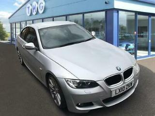 2010 BMW 3 Series 320i M Sport Highline 2dr Coupe Petrol Manual