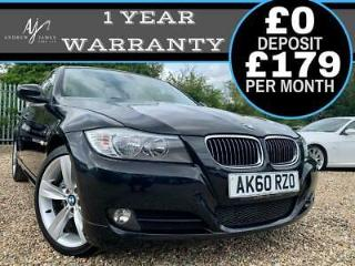 2010 BMW 3 SERIES 325D 3.0 SE DIESEL DAB LEATHER LOW MILES NEW MOT £179pm