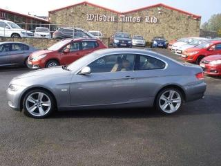 BMW 3 Series 3.0TD d SE Highline Coupe Coupe 2010, 45000 miles, £8699