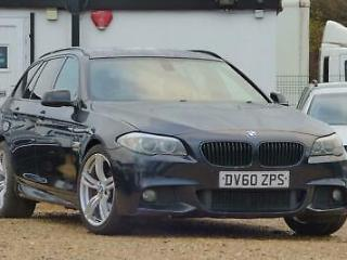 2010 BMW 5 Series 2.0 520d M Sport Touring 5dr