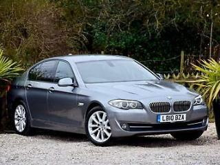 2010 BMW 5 Series 2.0 520d SE 4dr
