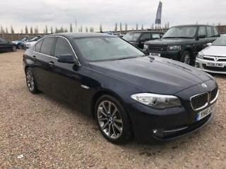 2010 BMW 5 Series 3.0 530d SE 4dr