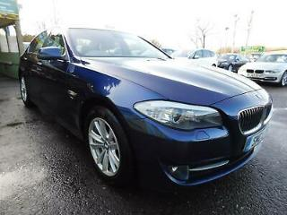2010 BMW 5 SERIES 523I SE HUGE SPEC! GREAT HISTORY! SALOON PETROL