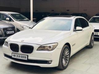bmw 7 series 2010 730LD