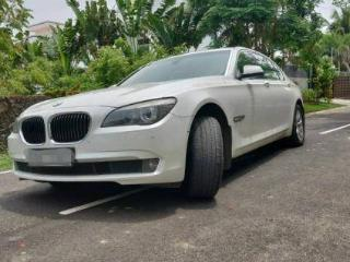 White 2010 BMW 7 Series 730Ld 127000 kms driven in Panaiyur