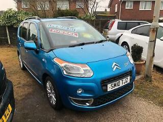 2010 Citroen C3 Picasso 1.6 HDi 8v Exclusive 5dr