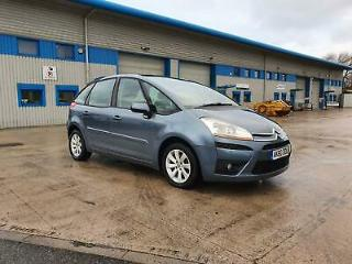 2010 Citroen C4 Picasso 1.6 HDi VTR+ EGS 5dr