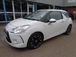 2010 CITROEN DS3 1.6 HDi White ONLY £20 A YEAR TAX