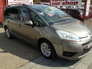 2010 Citroen Grand C4 Picasso 1.6 HDi 16v VTR+ 5dr