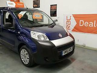 2010 FIAT QUBO 1.4cc MAY 31st 2020 M.O.T BLUETOOTH USB DOCKING