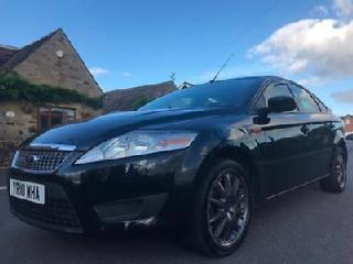 2010 FORD MONDEO 1.8 TDCI EDGE 5DR MANUAL