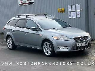 2010 Ford Mondeo 2.0 TDCi Titanium 5dr diesel manual ESTATE Diesel Manual