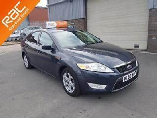 2010 FORD MONDEO 2.0TDCi AUTOMATIC POWERSHIFT ZETEC ONLY 78,000 MILES WARRANTED