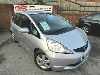 2010 Honda Jazz 1.4i VTEC ES,Silver,5dr,ONE LADY OWNER,Only 36k,FSH,Lovely Car!