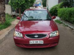2010 Hyundai Accent GLE 51000 kms driven in DLF Phase 1