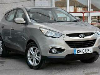 2010 HYUNDAI IX35 2.0 16V 2WD STYLE *FINANCE AVAILABLE! EXCELLENT HISTORY