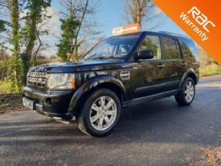 2010 Land Rover Discovery 3.0 4 TDV6 XS 5d AUTO 245 BHP