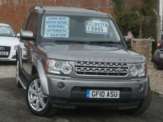 2010 Land Rover Discovery 4 Xs Tdv6 Auto 3