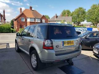 2010 Land Rover Freelander 2 2.2 SD4 XS Station Wagon 5dr Auto SUV Diesel Automa