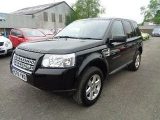 2010 Land Rover Freelander 2.2 Td4 e S 5dr HURRY THESE SELL FAST £750 DEP