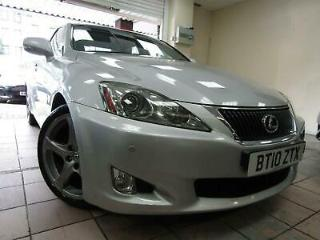 2010 Lexus IS 250 2.5 SE I 4dr